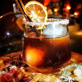 ice tea by Andrie Fery - Food & Drink Alcohol & Drinks ( ice tea, ice, drink, menu, tea )
