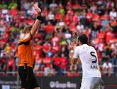 Jordi Amat wordt normaal voor één wedstrijd geschorst en hij krijgt een boete van 1.000 euro