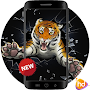 Tiger live HD wallpapers free PRO APK icon