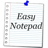 Easy Notepad