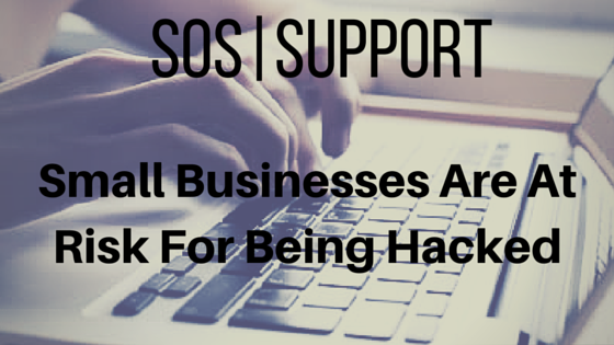 Small Businesses Risk Hacks