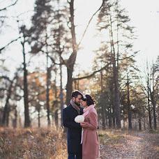 Wedding photographer Lyusya Zharikova (LucyZharikova). Photo of 30.10.2014