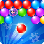 Bubble Shooter Holiday Icon
