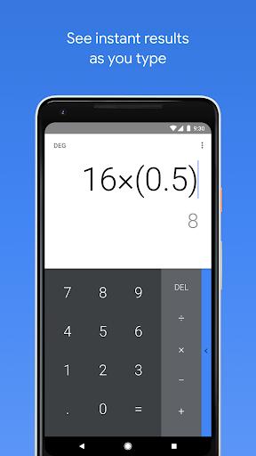 Calculator 7.4.1 (4452929) screenshots 1