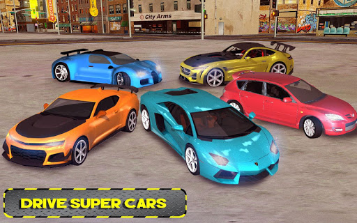 Home Car Parking Adventure: Free Parking Games 1.06 screenshots 6