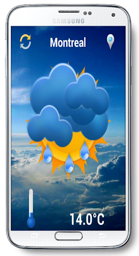 Weather Radar Live  screenshots 4
