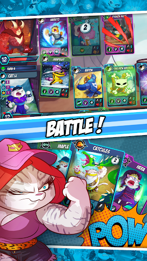 Tap Cats: Battle Arena (CCG) 0.3.1 screenshots 1