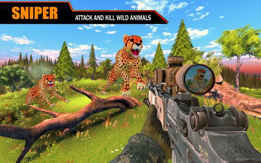 Animals Shooting New Game 2020- Games 2020  screenshots 1