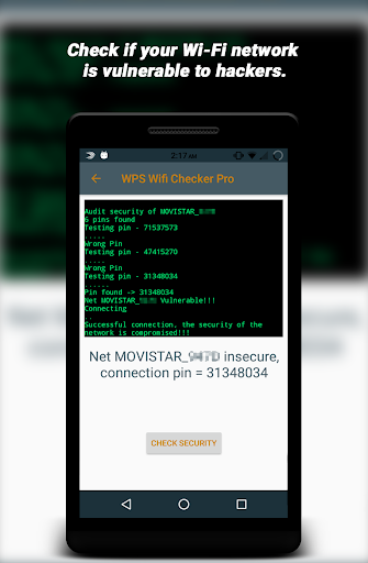 WPS Wifi Checker Pro 30.0 screenshots 2