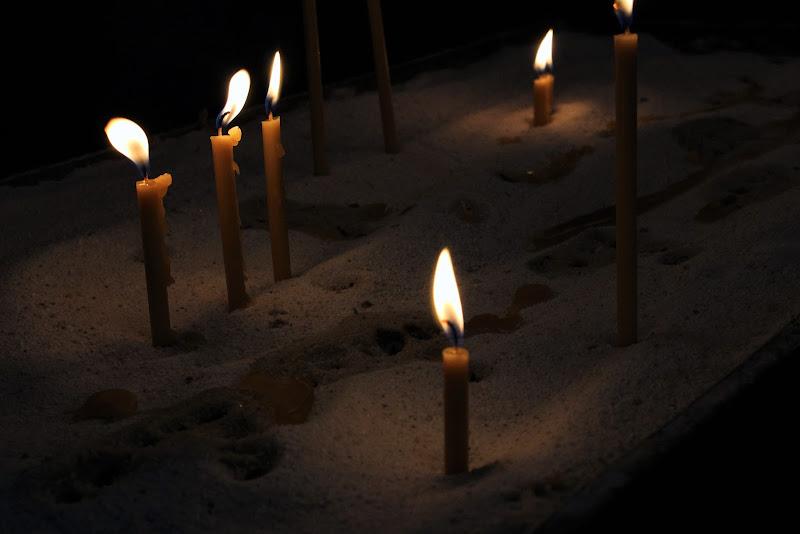 Secret Candles di Siridiluca