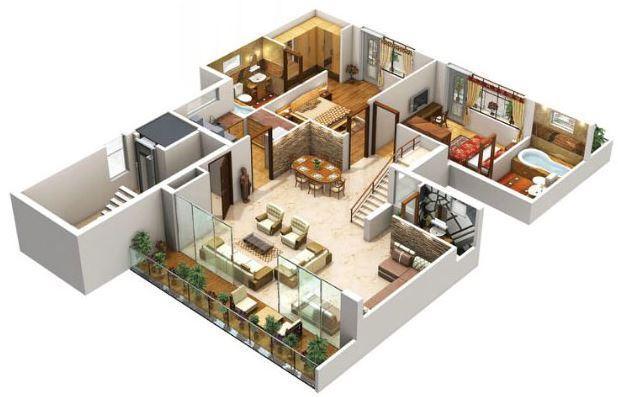 Home Planner 4D- screenshot