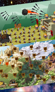 Monsters Defense Saga for PC-Windows 7,8,10 and Mac apk screenshot 1