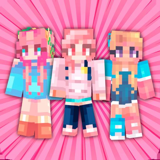 Girls Skins for Minecraft