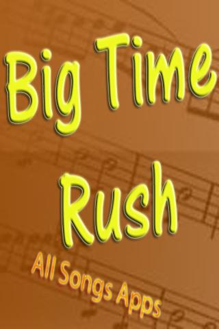 All Songs of Big Time Rush