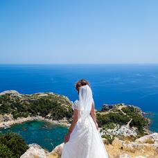 Wedding photographer Lidiya Zimina (lida44ka). Photo of 01.09.2017