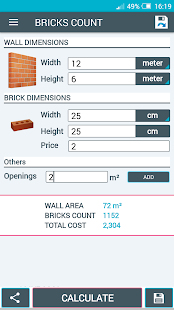 Concrete Calculator Android Apps On Google Play
