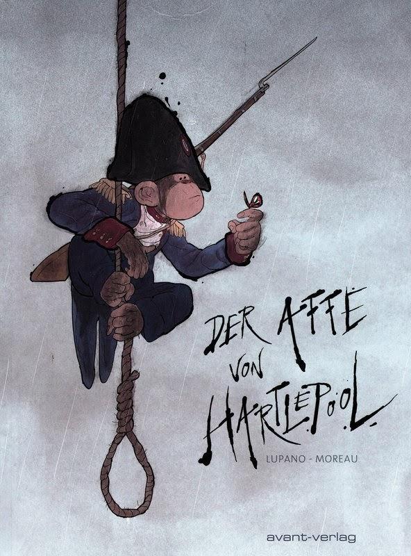 Der Affe von Hartlepool (2013)