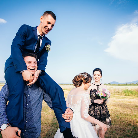 Wedding photographer Tatyana Pipus (tpip). Photo of 12.09.2017