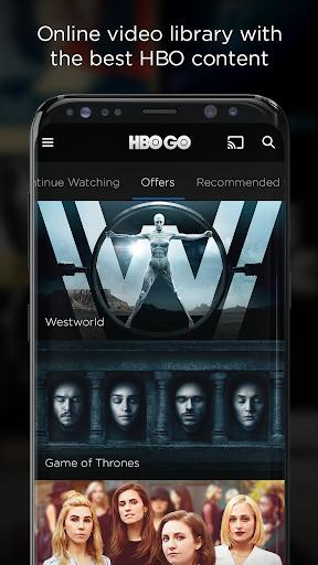 HBO GO screenshot 1