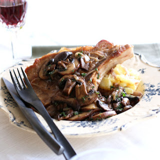 Veal Loin Chops Recipes.