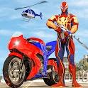 Superhero Open World Games: Miami Gangster Crime icon