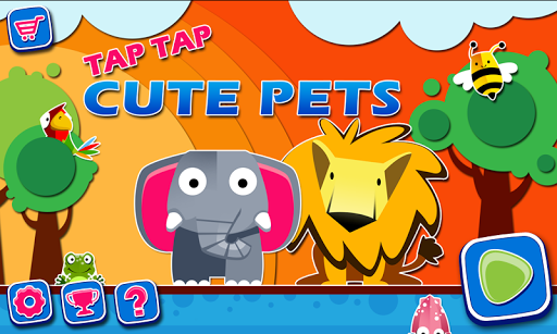 Tap Tap Cute Pets
