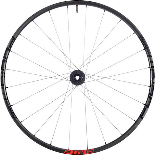 "Stans No Tubes Podium SRD Front Wheel - 29"", 15 x 110mm, Center-Lock"