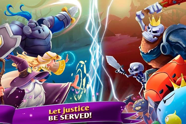Download Tap Knights - Fantasy RPG Battle Clicker APK latest