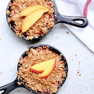 Peach Crisp Without Oats Recipes.