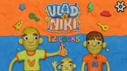 Vlad & Niki 12 Locks apkdebit screenshots 1