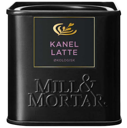 Kanel latte – Mill & Mortar