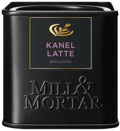 Kanel latte – Mill & Mortar