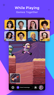 Bunch: Group Video Chat & Party Games App Download For Android and iPhone 2