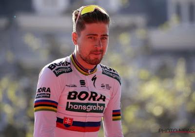 BORA-hansgrohe en Peter Sagan kiezen voor witte truitjes tijdens de Tour