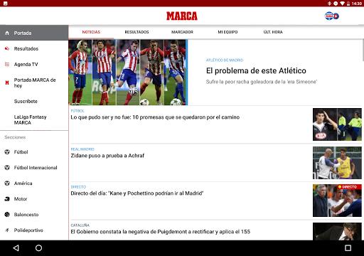 MARCA - Diario Lu00edder Deportivo 6.1.17 screenshots 7