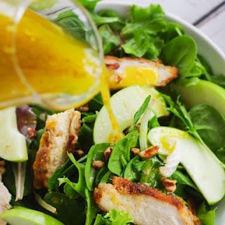 Granny Smith Apple Pecan Chicken Salad.