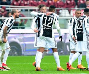 Juventus stapje dichter bij vier op een rij, AZ imponeert met Belg