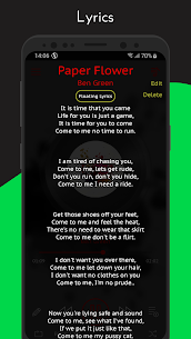 Crimson Music Player – MP3, Lyrics, Playlist App Download For Android 2