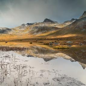 Autumn by Jon-Eirik Boholm - Landscapes Waterscapes (  )