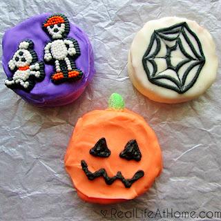 Halloween Moon Pies