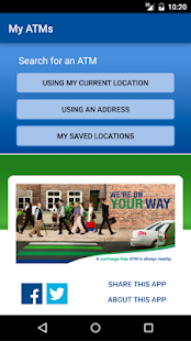 THE EXCHANGE® ATM Finder- screenshot thumbnail