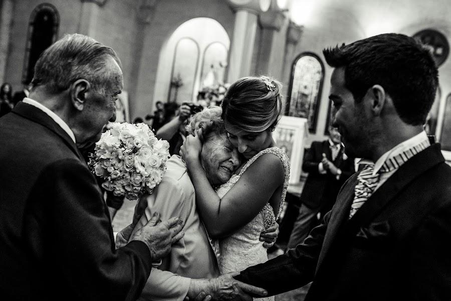 Wedding photographer Javier Luna (javierlunaph). Photo of 18.05.2018