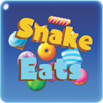 Snake Eats Candy Icon