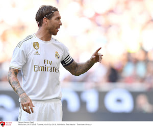 Piqué demande à son public de cesser d'insulter Sergio Ramos