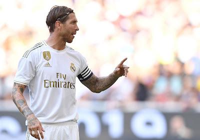 📷 L'incroyable transformation physique de Sergio Ramos