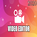Video Editor With Music 2020 - All In One icon