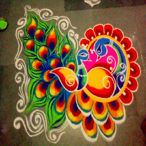 Rangoli Designs Unique Rangoli Apps On Google Play