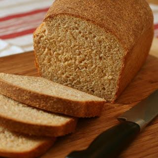 Cornmeal Graham Bread