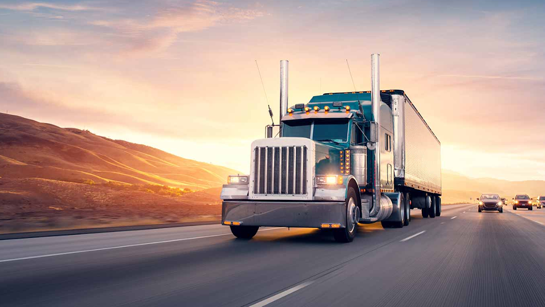 Domestic Freight. Trucking