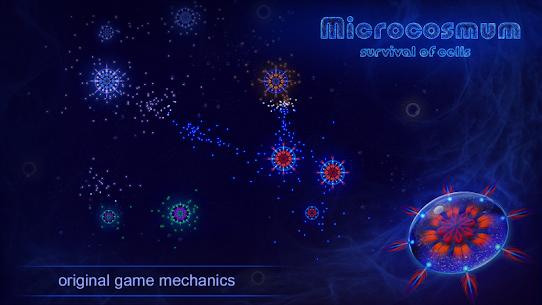 Microcosmum: survival of cells Mod Apk (Unlocked) 6